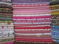 Fabrics Stash Cotton Charm Packs Stylish Design Sew Patchwork Quilting 50 Pieces