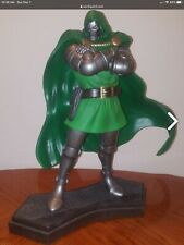 Dr. Doom Quarter Scale Statue Very Impressive Not Xm Sideshow Or Prime One
