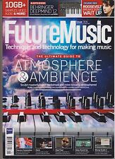 FUTURE MUSIC MAGAZINE #316 APRIL 2017, TECHNIQUE&TECHNOLOGY FOR MAKING MUSIC.