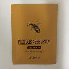 1 SHEET SKINFOOD PROPOLIS & BEE VENOM BEAUTY IN AFOOD MASK PACK