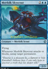 2x Merfolk Skyscout (Meervolk-Himmelsspäher) Conspiracy: Take the Crown Magic