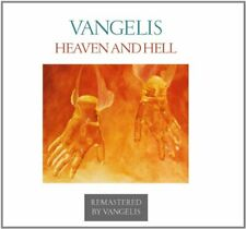 Vangelis Heaven and Hell (Esoteric Remastered CD)