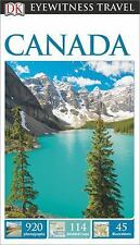 DK Eyewitness Travel Guide: Canada-ExLibrary