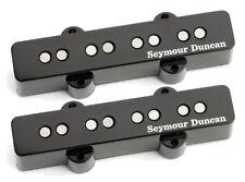 Seymour Duncan SJB-2b/SJB-2n HOT J-Bass 4-String Alnico V Bridge/Neck Pickup Set