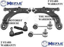 VW GOLF MK4 2.3 V5 ANTERIORE FORCELLA BRACCI METALLO LINK collegamenti esterni TIE TRACK ROD ENDS