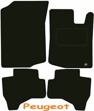 Peugeot 107 Tailored car mats ** Deluxe Quality ** 2016 2015 2014 2013 2012 2011