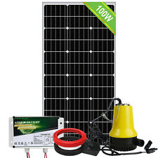 154W Portable Solar Generator Power Bank for Camping Emergency Power Outages Us