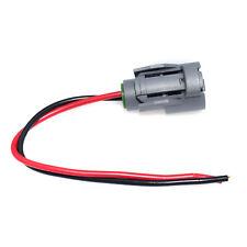 IAT Intake Air Temperature Fan Knock Sensor Plug Pigtail For Honda Integra Civic