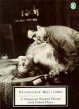 A Streetcar Named Desire and Other Plays (Twentieth Century Classics) By Tennes