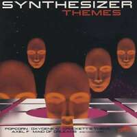 The Galaxy Sound Orchestra - Synthesizer Themes (C CD - 1330