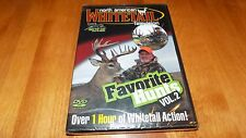 NORTH AMERICAN WHITETAIL TELEVISION FAVORITE HUNTS VOL. 2 DEER HUNT DVD NEW
