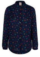 Ladies New Ex George Christmas Print Shirt Size 8 10 12  14 16 18 20 22 24
