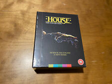 House The Collection Blu-Ray*Arrow Video*Region Free*Boxset*Part 1-4*Sealed/NEW