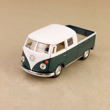 1963 Volkswagen Microbus Twincab Kombi Ute 1:34 Scale 12cm Diecast Model Green