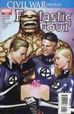 Fantastic Four #543 Civil War Epilogue VF/NM
