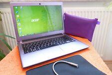ACER v5 431 Ultrabook VIOLA L 15 pollici L Windows 8 L 500gb i HDMI i Purple Lady