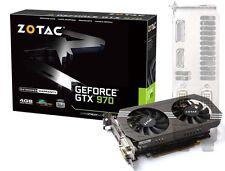 Zotac Geforce gtx970 4 GB tarjeta de gráficos Pci-e 2x Dvi Hdmi Displayport Vga Adaptador