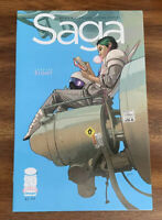 Saga #8 (2013) : Key Issue: Brian K Vaughan, Fiona Staples, 1st Print