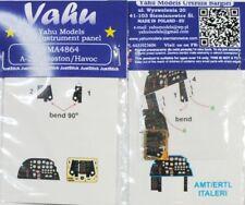 Yahu YMA48064 1/48 A-20C Boston/Havoc II Instrument Panel