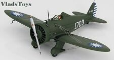 Hobby Master 1:48 Boeing P-26 Peashooter Chinese AF 17th FS Nanking China HA7510