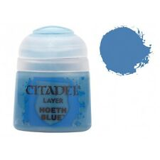 HOETH BLUE 22-14 Paint Pot (Games Workshop Warhammer Citadel) New 12ml