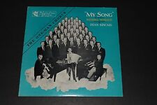 "The One-Man Chorus ""My Song"" As Sung By Merrill Womach Dean Kincaid AUTOGRAPHED!"