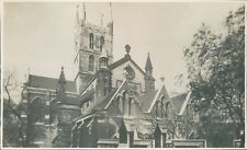 Tucks Real photo; Southwark cathedral  from east