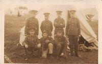 WW1 ARMY Vintage Old MILITARY Postcard - F.W.Mellard, Sheffield Unknown Soldiers