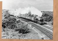 "Midland counties Bahamas leaving Derby 4/6/89 Original 10""x8"" photo"