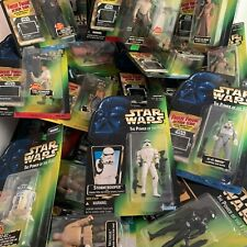 Star Wars Action Figure POWER OF THE FORCE (YOU PICK)