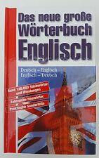 Das große Wörterbuch ENGLISCH -  Sprachbegleiter für die Reise NEUwertig