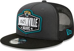 Jacksonville Jaguars New Era 950 Kids NFL 2021 Draft Snapback Cap (Ages 5 - 10)