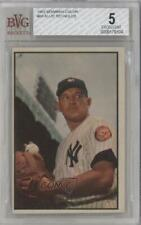 1953 Bowman Color Allie Reynolds #68 BVG 5
