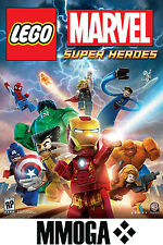 LEGO Marvel Super Heroes - STEAM Digital Download Code [EU][DE][NEU][PC-Spiel]