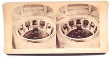Vtg 1897 STERIOVIEW Card by H. M. Stephens (Tomb Of Napoleon I Paris France)