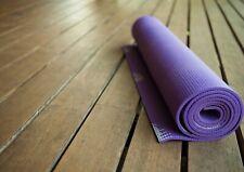 A4 | Cool esterilla para yoga cartel impresión tamaño A4 Ejercicio Gimnasio Fitness cartel Regalo #14513