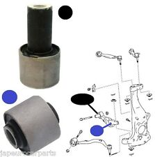 FOR LEXUS LS460 FRONT LOWER BOTTOM WISHBONE TRACK CONTROL ARM FRONT REAR BUSHES