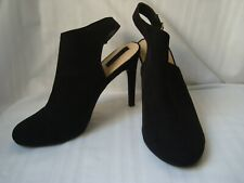 Forever 21 faux suede women's shoes UK 6.5 (25.5 cm)