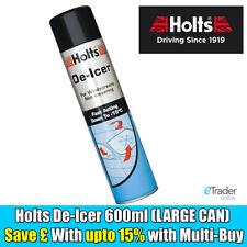 De-Icer 600ML X 1 Tin Aerosol Spray Deicer Large De Icer