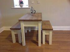 Pine Farmhouse More than 200cm Width Tables