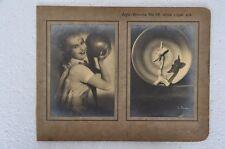 Vintage Agfa - Brovira No.115 & 125 B & W Photographs , Collectible