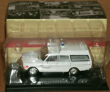 1/43 Scale 1969 Volvo 145 Express Ambulance Diecast Model Station Wagon - Atlas