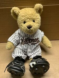 Build-a-Bear Houston Astros MLB BABW Jersey Shirt Cargo Pants And Kleats