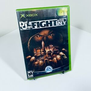 Def Jam: Fight for NY (Microsoft Xbox, 2004) - CIB, Complete - Tested