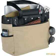 Fine Society Business Office Nicole Icon Organize Padded Laptop Compu-Tote