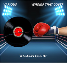 Sparks Whomp That Cover Charity CD Limited to only 250 Mr B The Gentleman Rhymer