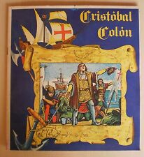 RARE Album Voyages  of Christopher Columbus 1992/ 290 Cards   Cristobal Colon