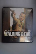 THE WALKING DEAD SEASON TWO  BINDER ULTRA RARE AND HARD TO FIND