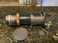Celestron 51611 Finderscope 9 X 50 with Mount & Lens caps Gently Used