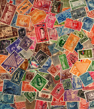 Central America and Latin America Collection of 270 Stamps, High CV